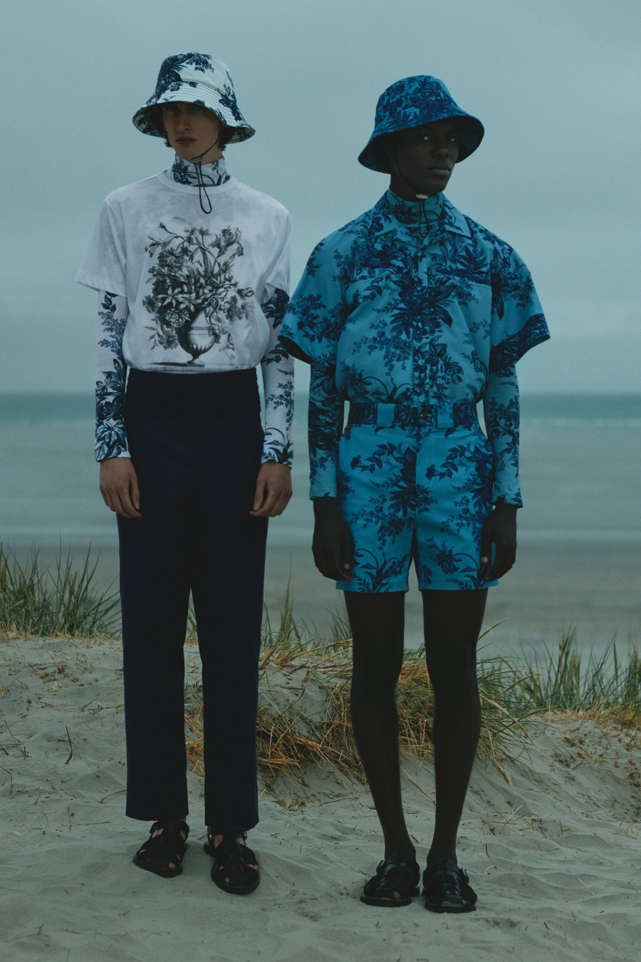 Erdem Spring Summer 2022 - London Fashion Week Men's