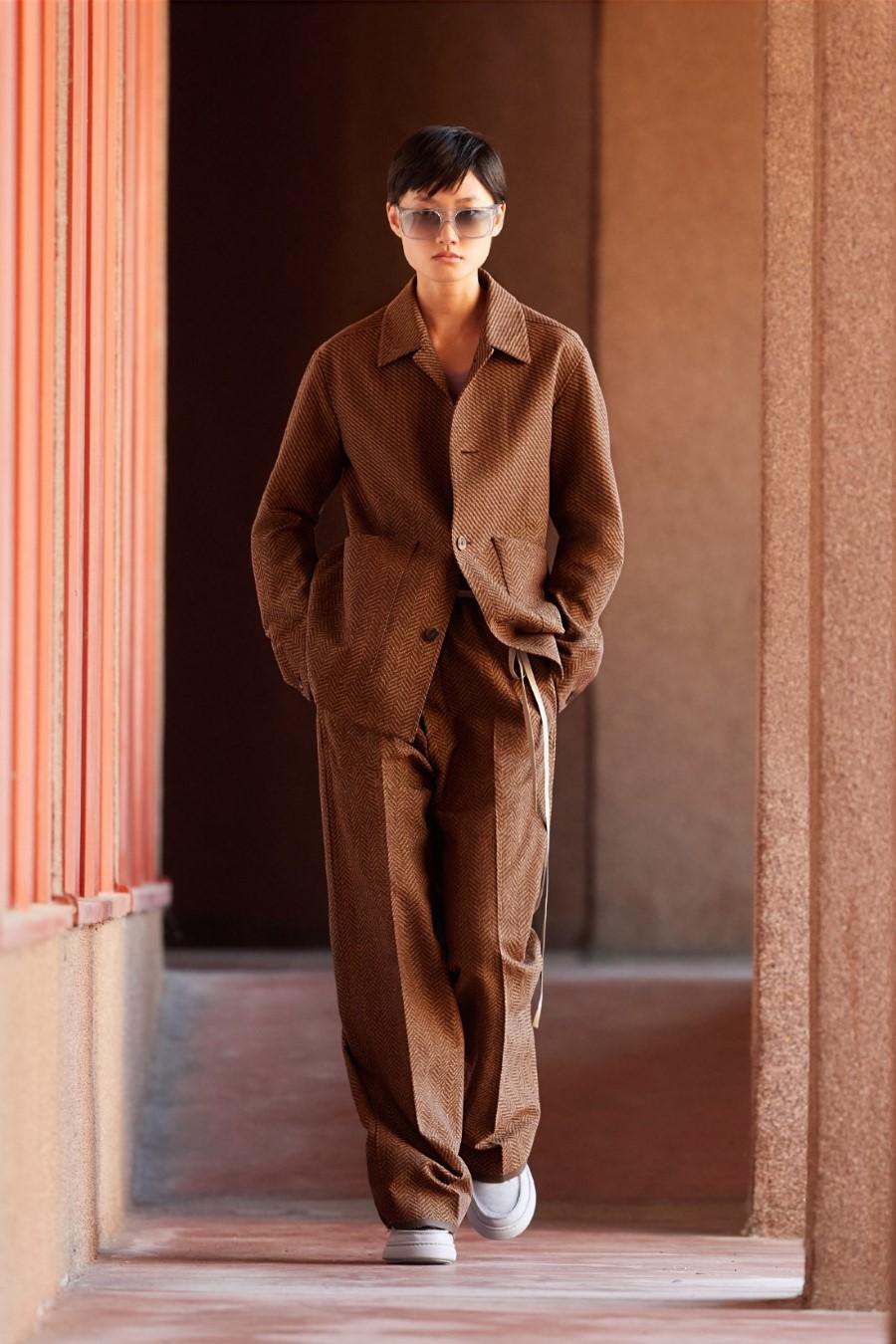 Ermenegildo Zegna Spring Summer 2022 - Milan Fashion Week Men's