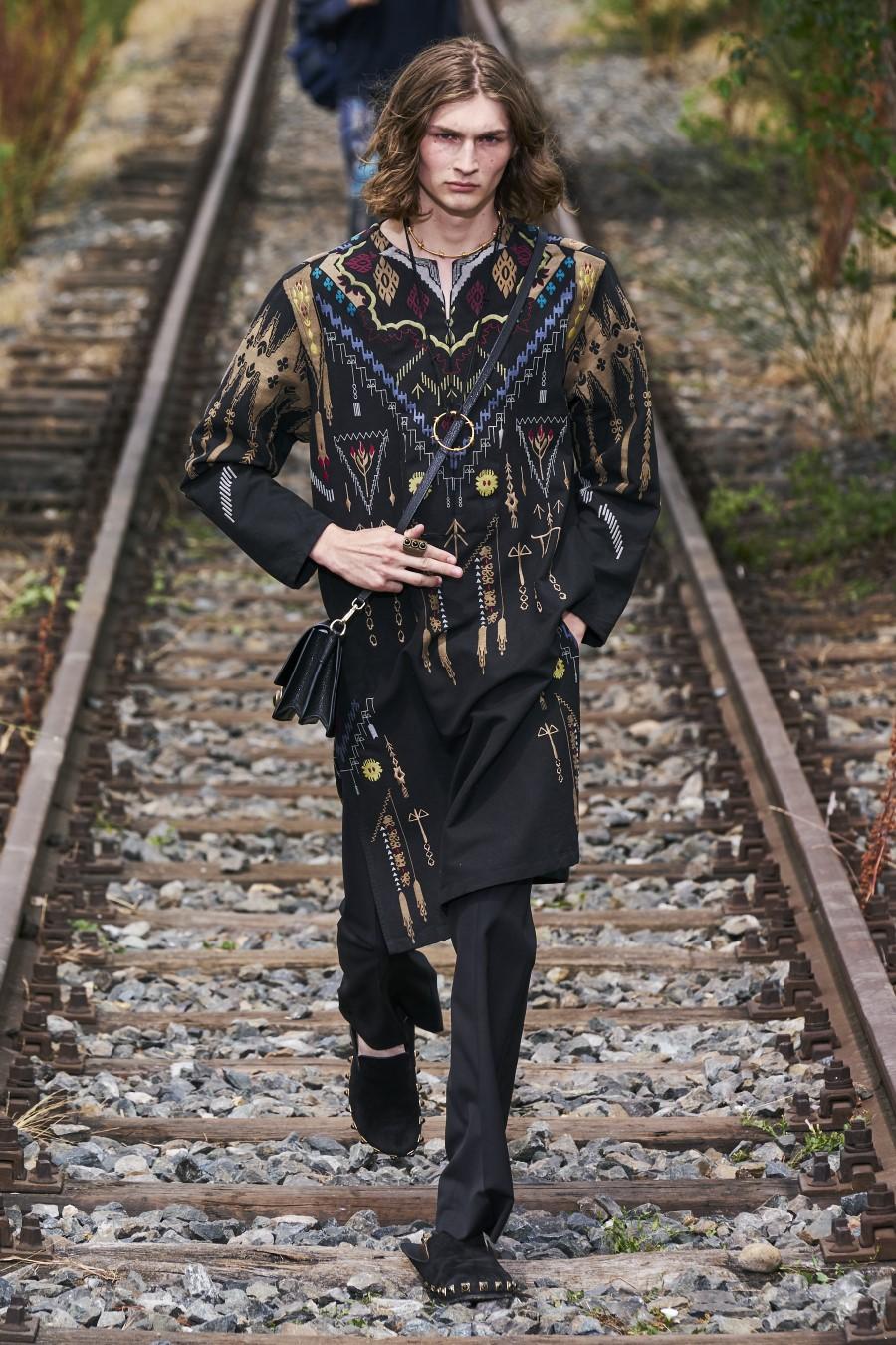 Etro Spring Summer 2022 - Milan Fashion Week Men's
