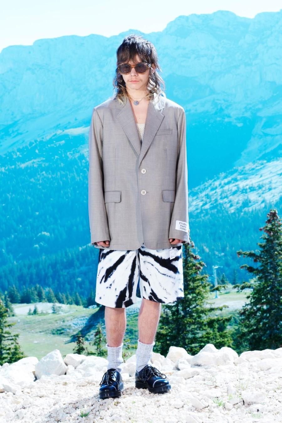 Études Spring Summer 2022 - Paris Fashion Week Men's