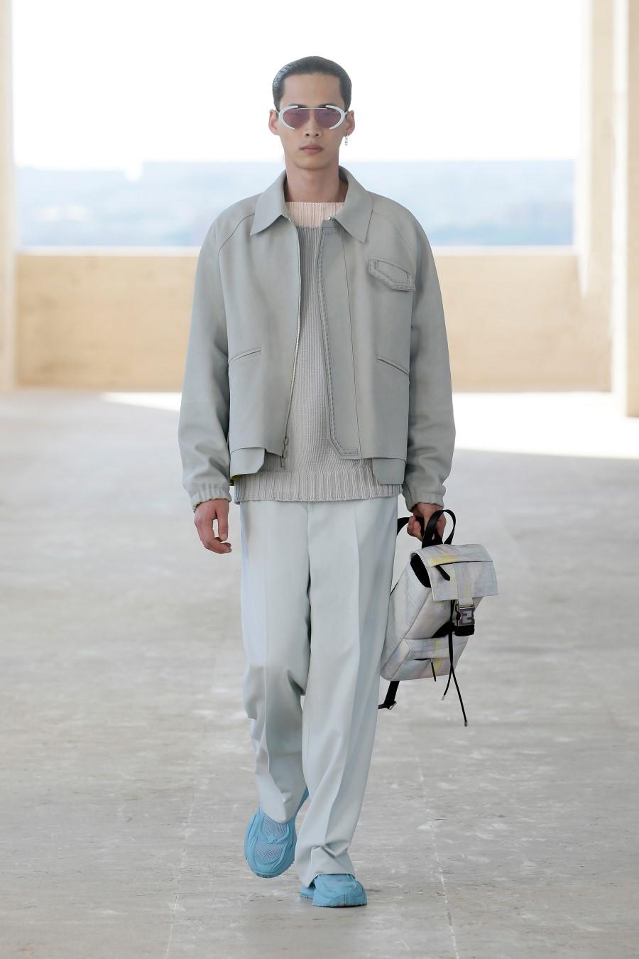 Fendi Spring Summer 2022 - Milan Fashion Week Men'sFendi Spring Summer 2022 - Milan Fashion Week Men's