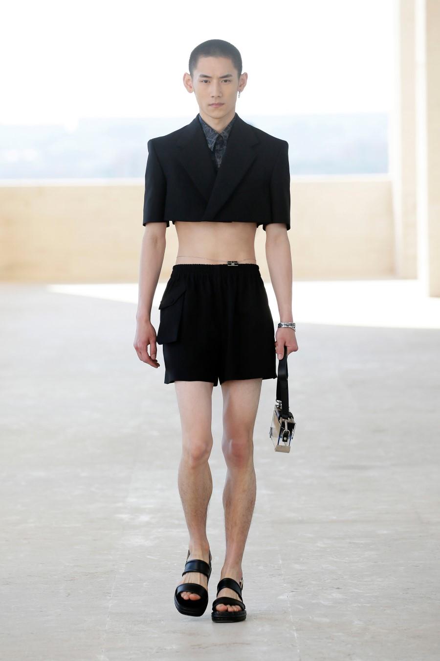 Fendi Spring Summer 2022 - Milan Fashion Week Men's