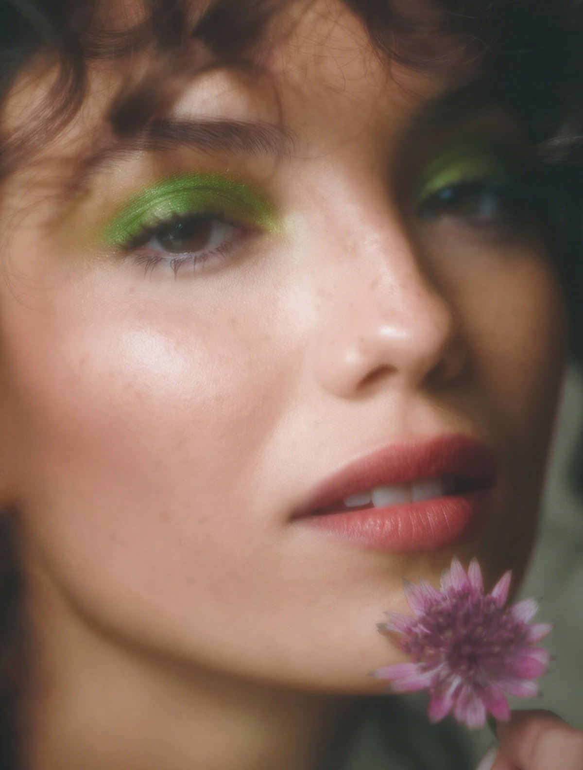 Gabriela Andrada by Daniel Scheel for InStyle Spain June 2021