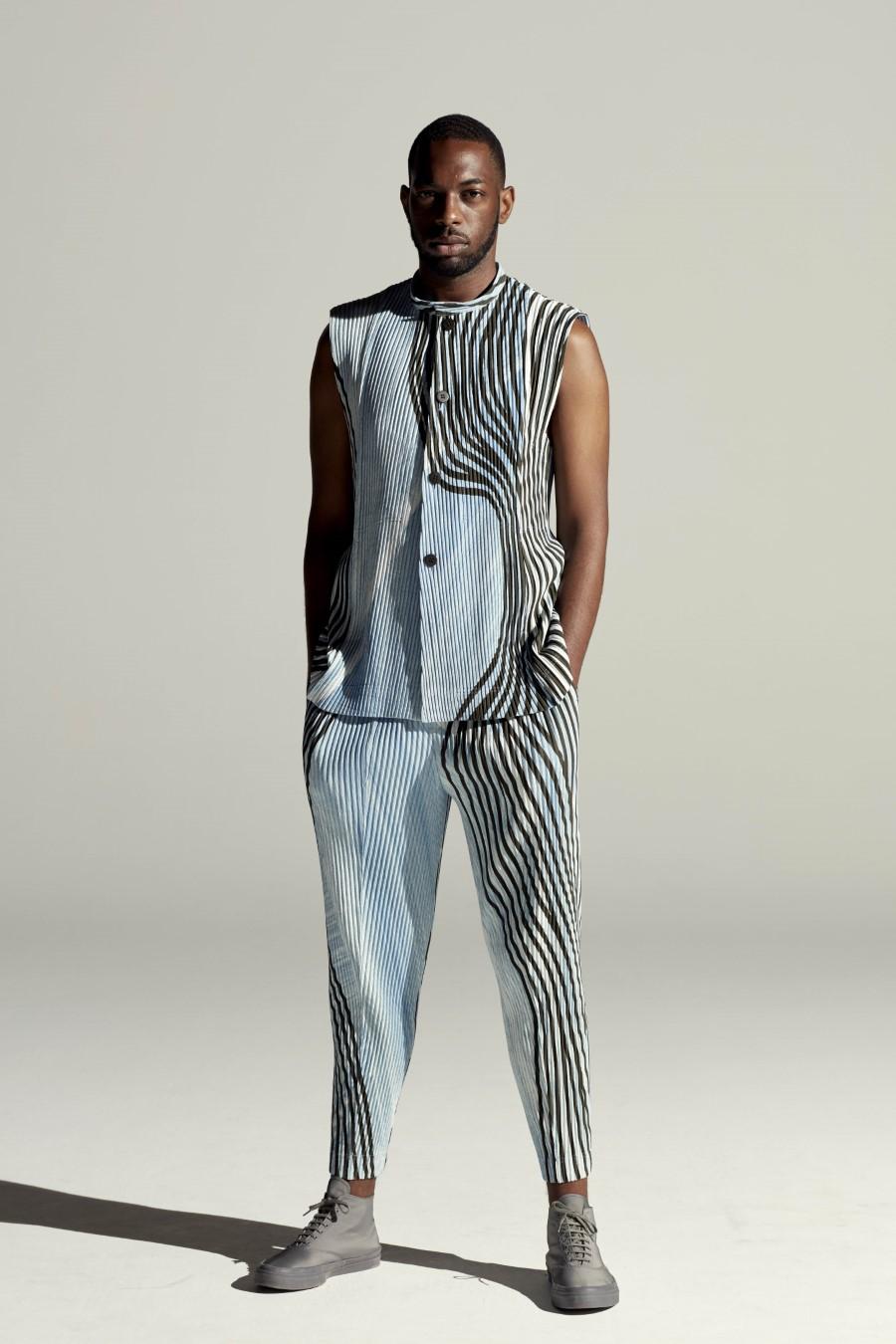 HOMME PLISSÉ ISSEY MIYAKE Spring Summer 2022 - Paris Fashion Week Men's