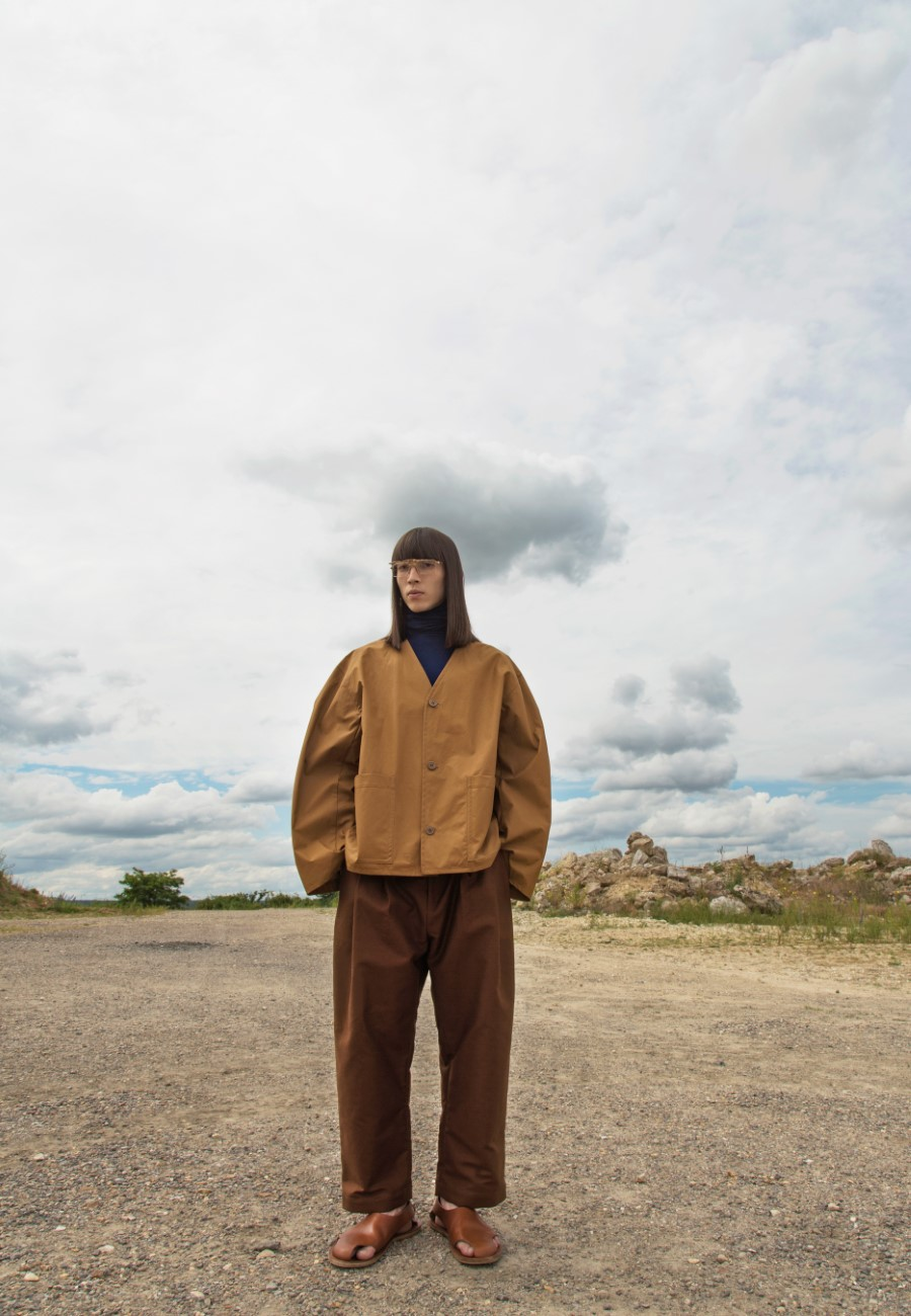 Hed Mayner Spring Summer 2022 - Paris Fashion Week Men's