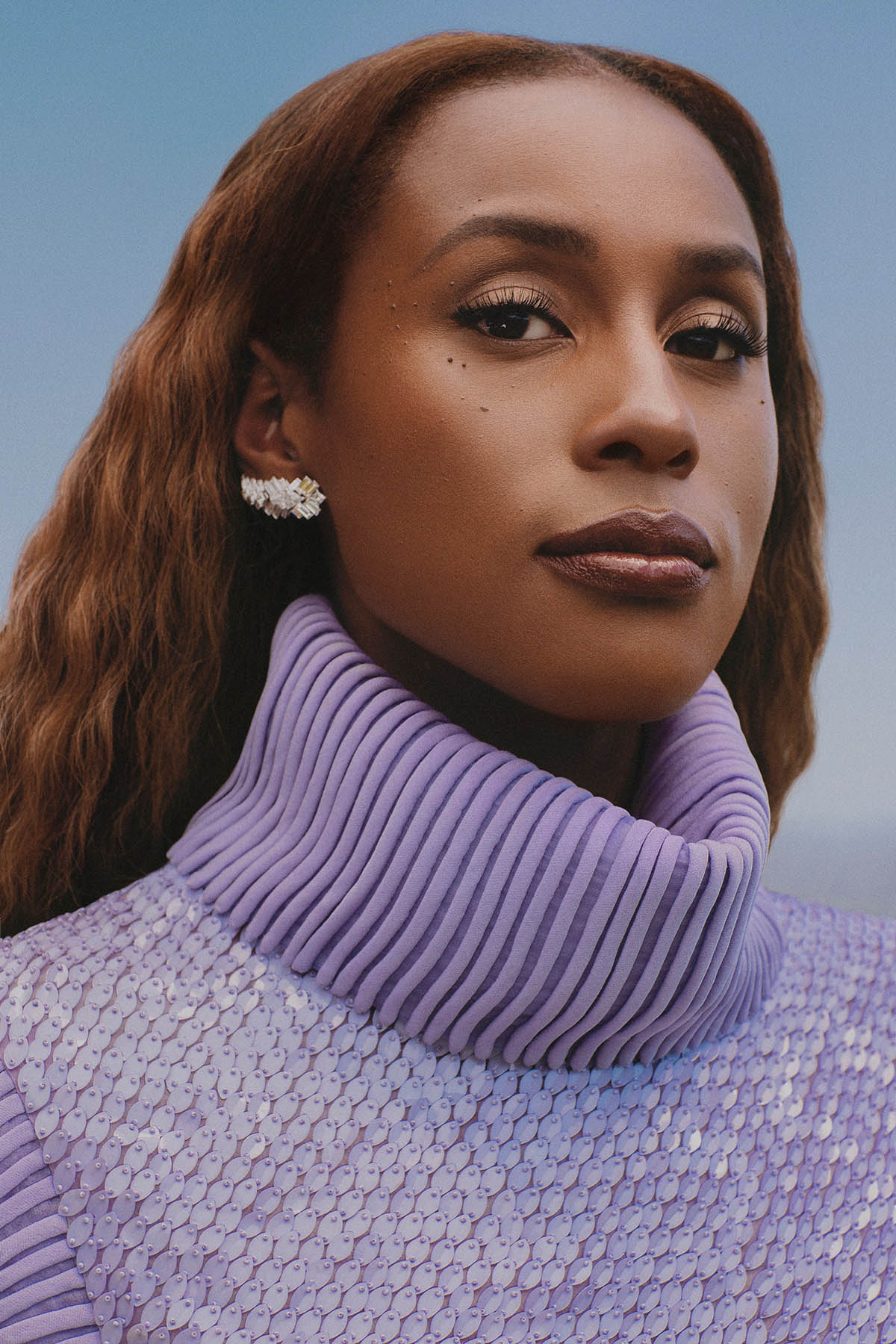 Issa Rae covers Vanity Fair June 2021 by Adrienne Raquel
