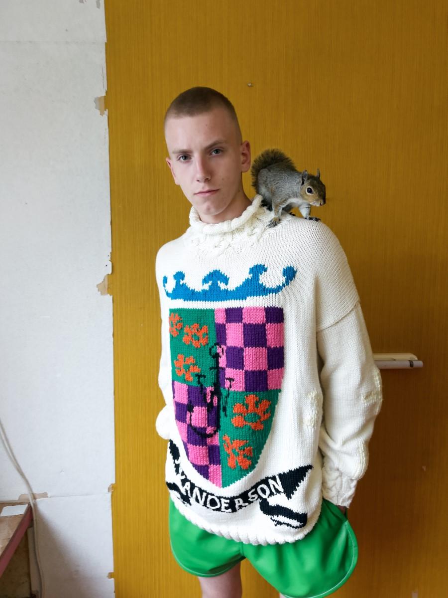JW Anderson Spring Summer 2022 - Paris Fashion Week Men's