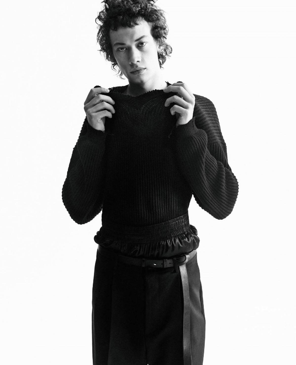 ''Juvenilia'' by Vanina Sorrenti for Icon Italia ''10th Anniversary Issue''