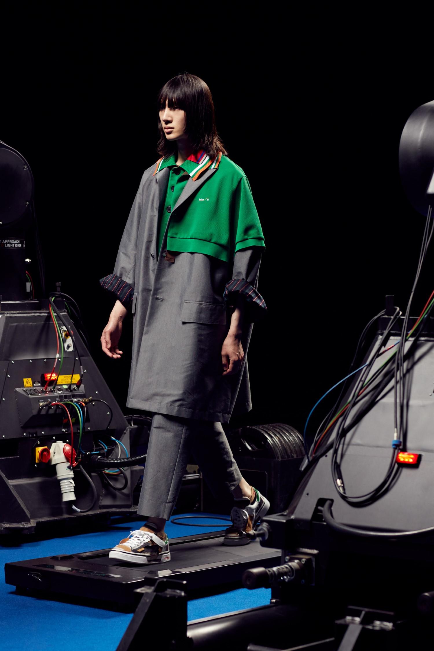 Kolor Spring Summer 2022 - Paris Fashion Week Men's