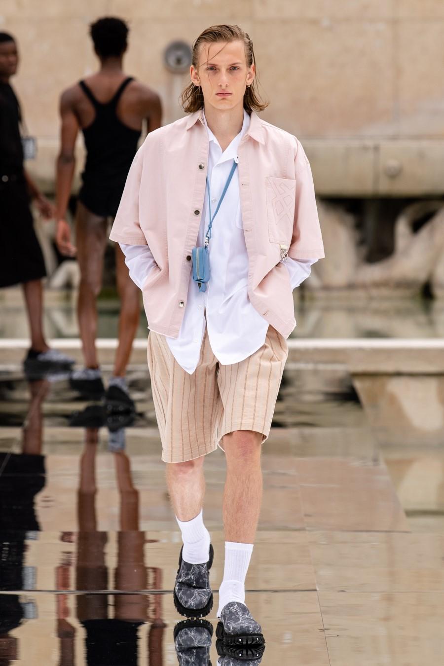 LGN Louis-Gabriel Nouchi Spring Summer 2022 - Paris Fashion Week Men's