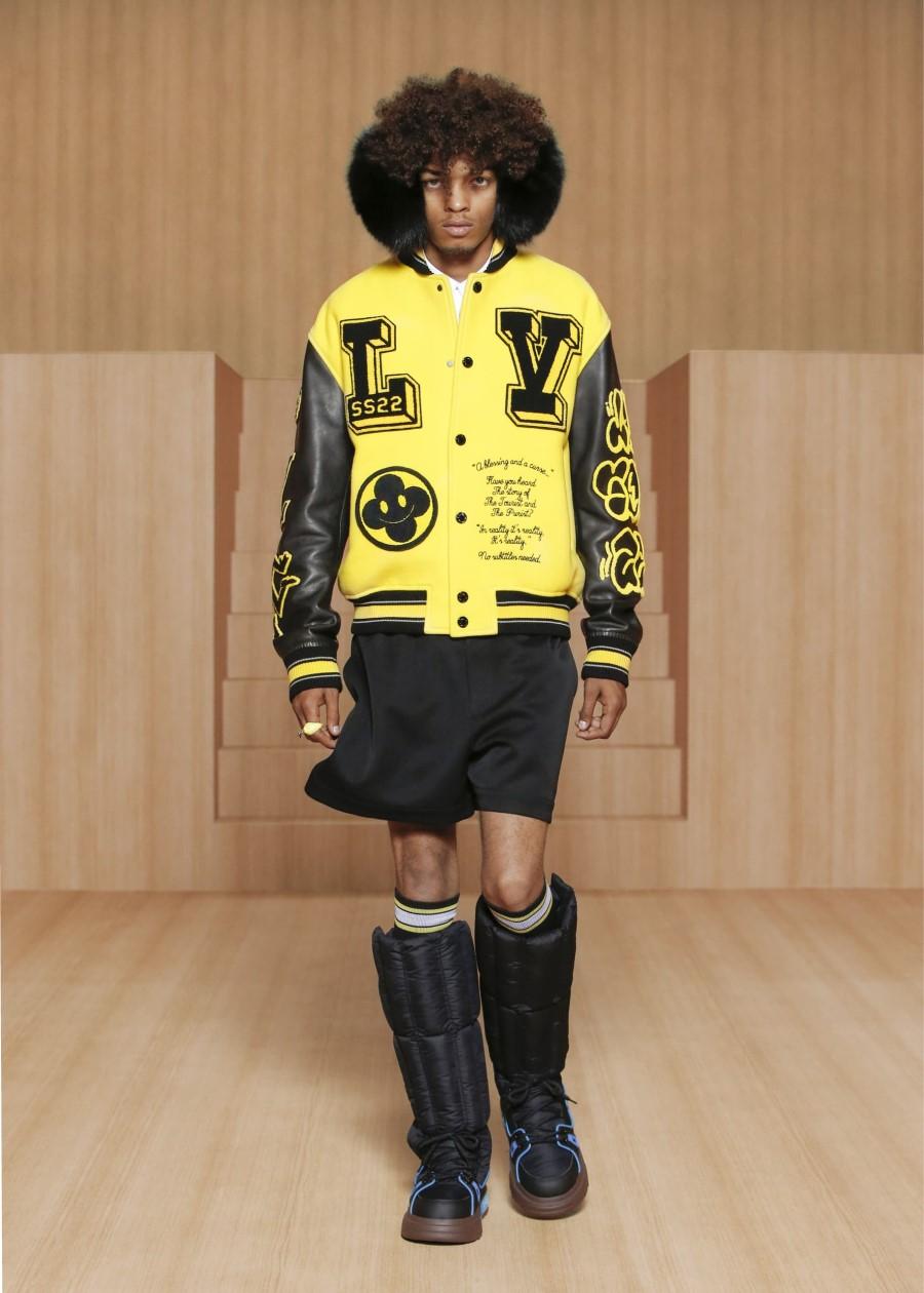 Louis Vuitton Spring Summer 2022 - Paris Fashion Week Men's