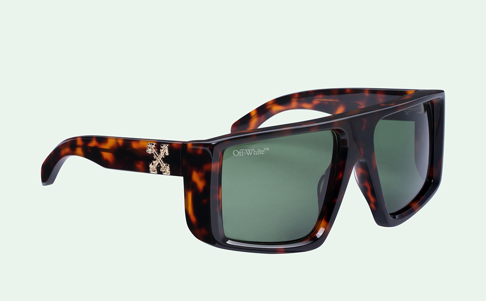 Off-White introduces its first full eyewear collection