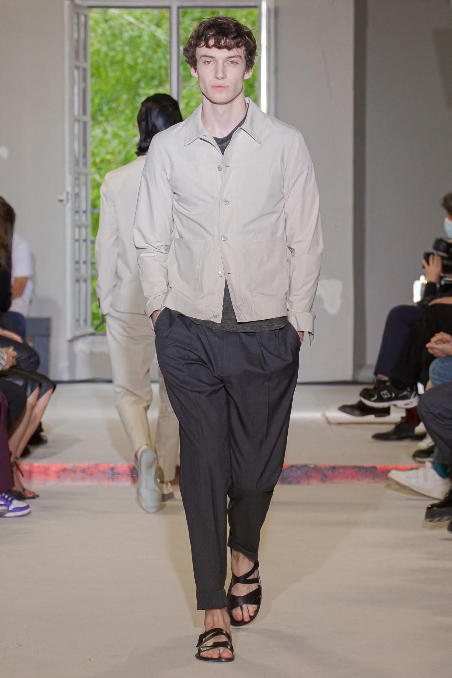 Officine Générale Spring Summer 2022 - Paris Fashion Week Men's