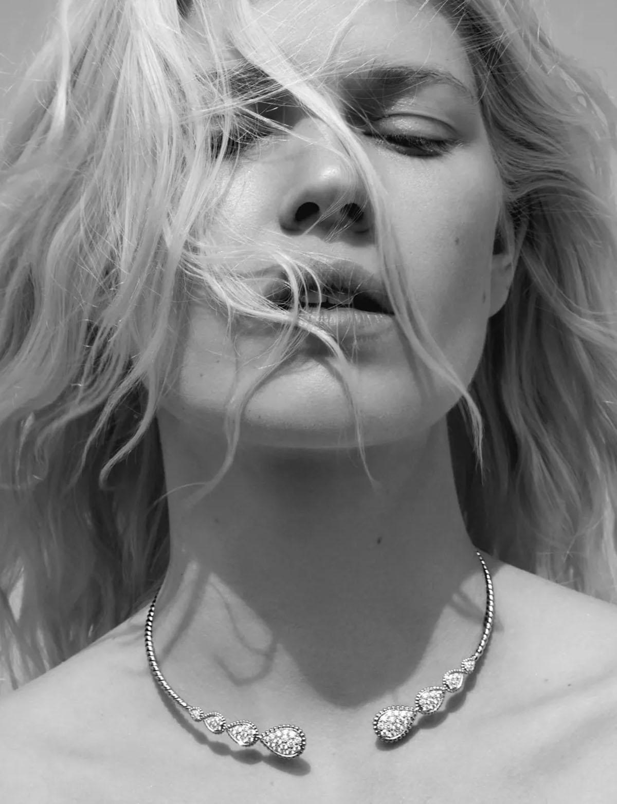 Ola Rudnicka by Sabine Villiard for Madame Figaro June 4th, 2021