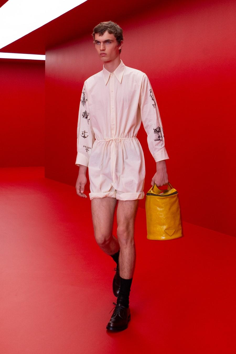 Prada Spring Summer 2022 - Milan Fashion Week Men's