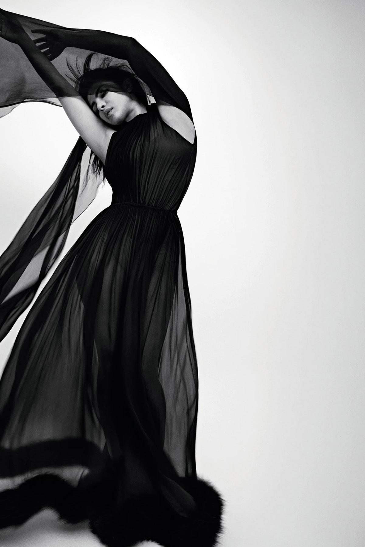 Priyanka Chopra covers Vogue Australia June 2021 by Bibi Cornejo Borthwick