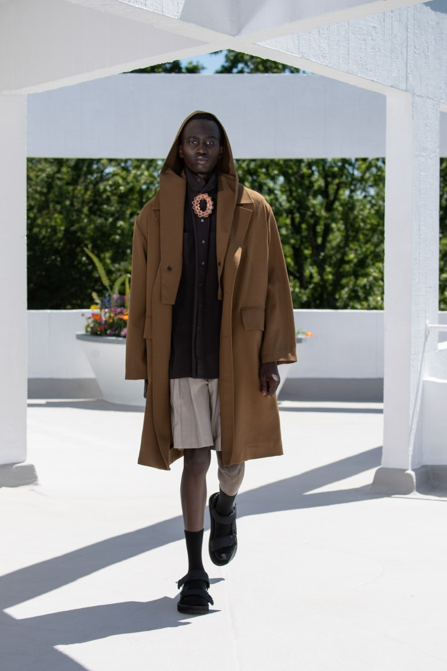 QASIMI Spring Summer 2022 - London Fashion Week Men's