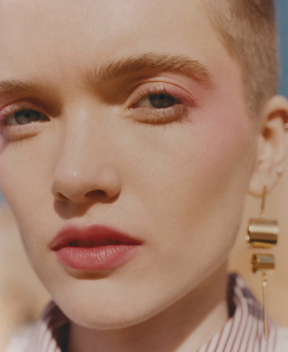 Ruth Bell by Jens Ingvarsson for Vogue China June 2021