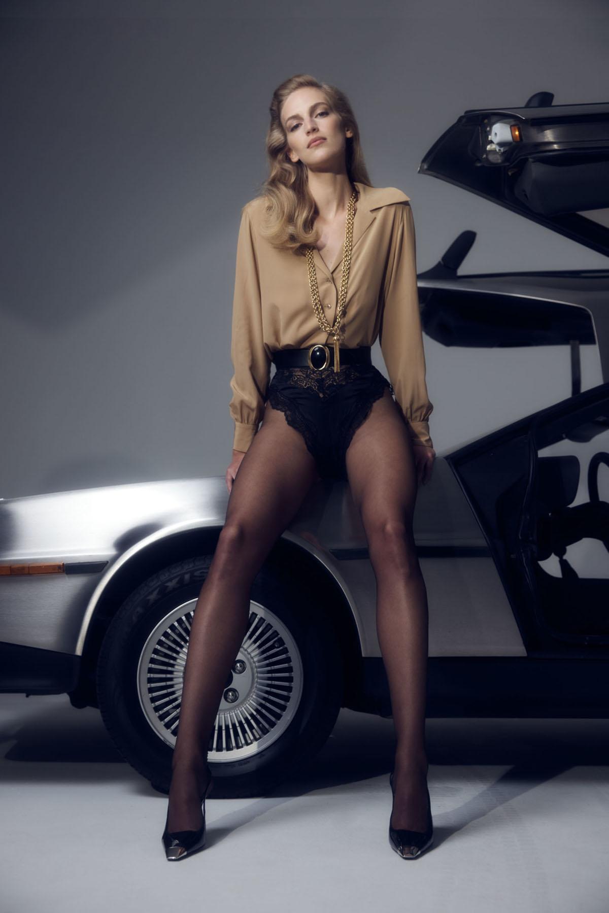 Vanessa Axente by Darren McDonald for Marie Claire Australia June 2021