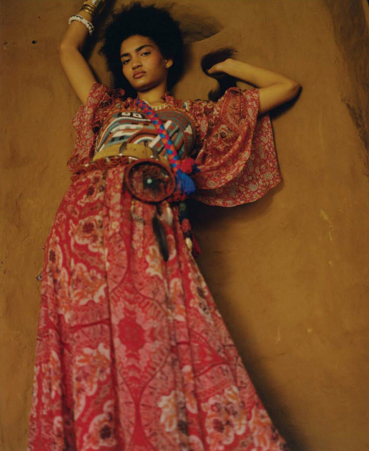 Anyelina Rosa by Peter Ash Lee for Vogue Mexico & Latin America July 2021