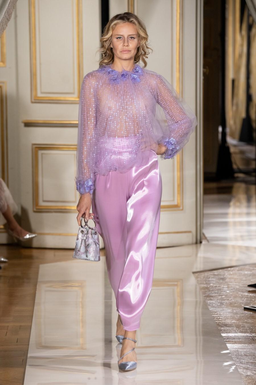 Armani Privé Haute Couture Fall Winter 2021