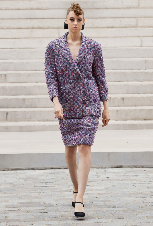 Chanel Haute Couture Fall Winter 2021