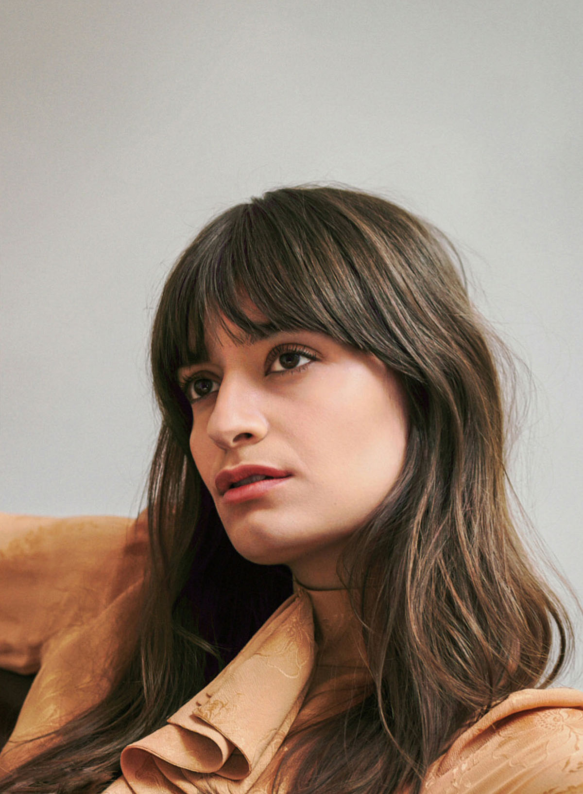 Clara Luciani covers Vanity Fair France July 2021 by Joan Braun