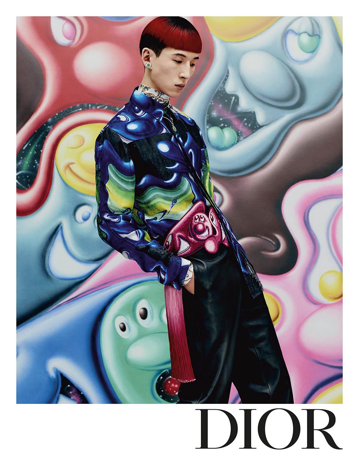 Dior Men Pre-Fall 2021 Campaign