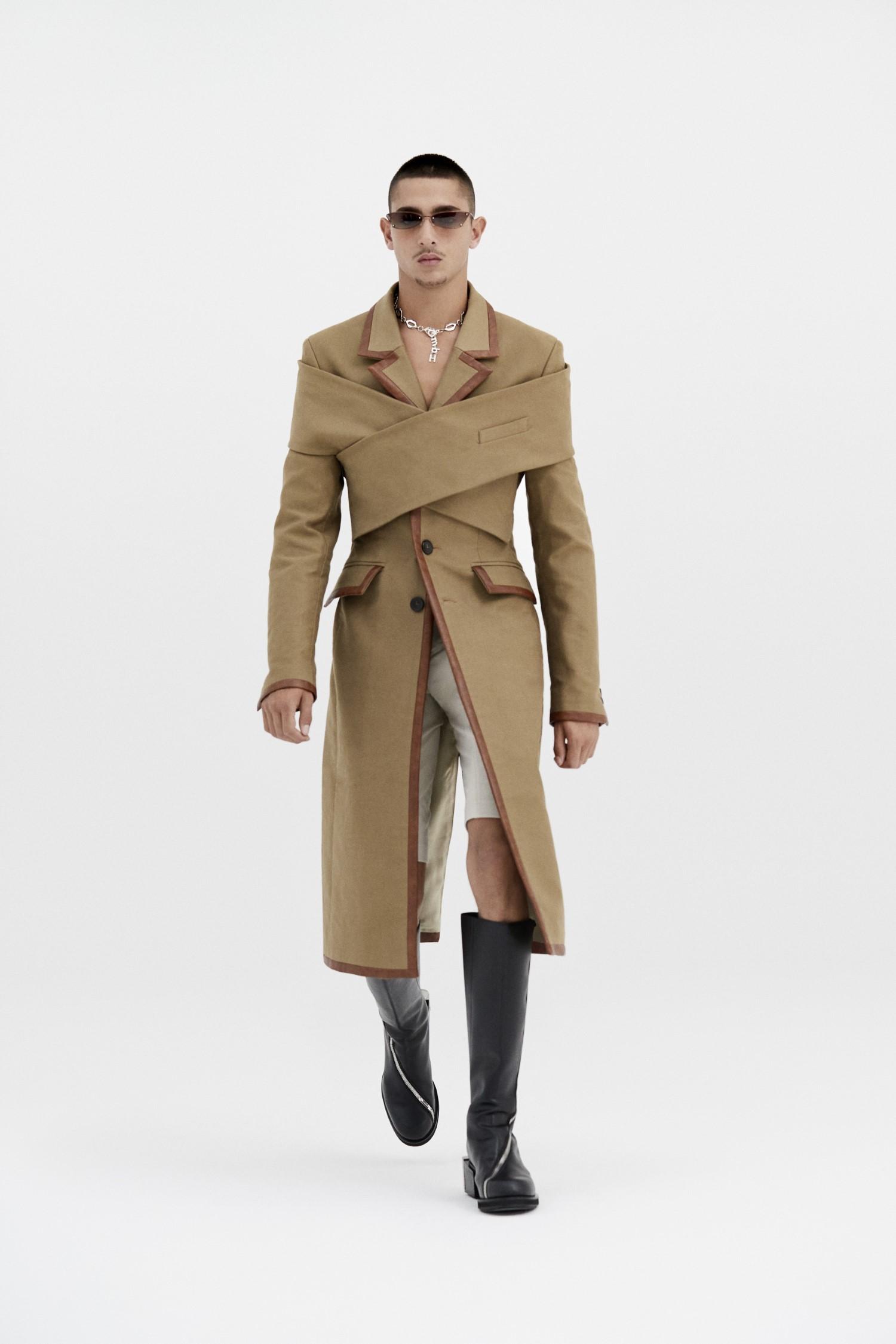 GmbH Spring Summer 2022 - Paris Fashion Week Men's