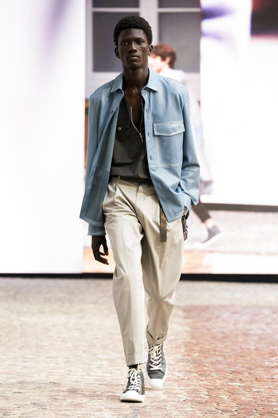 Hermès Spring Summer 2022 - Paris Fashion Week Men's