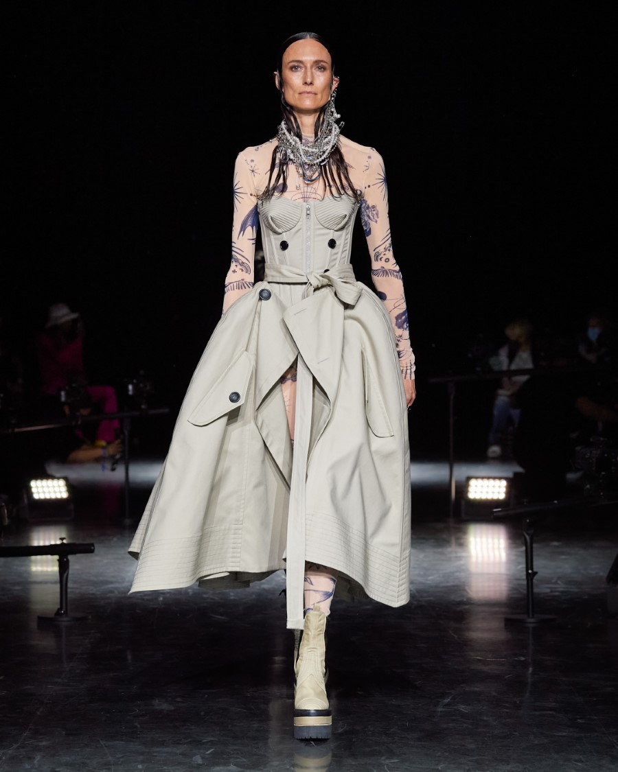 Jean Paul Gaultier Haute Couture Fall Winter 2021