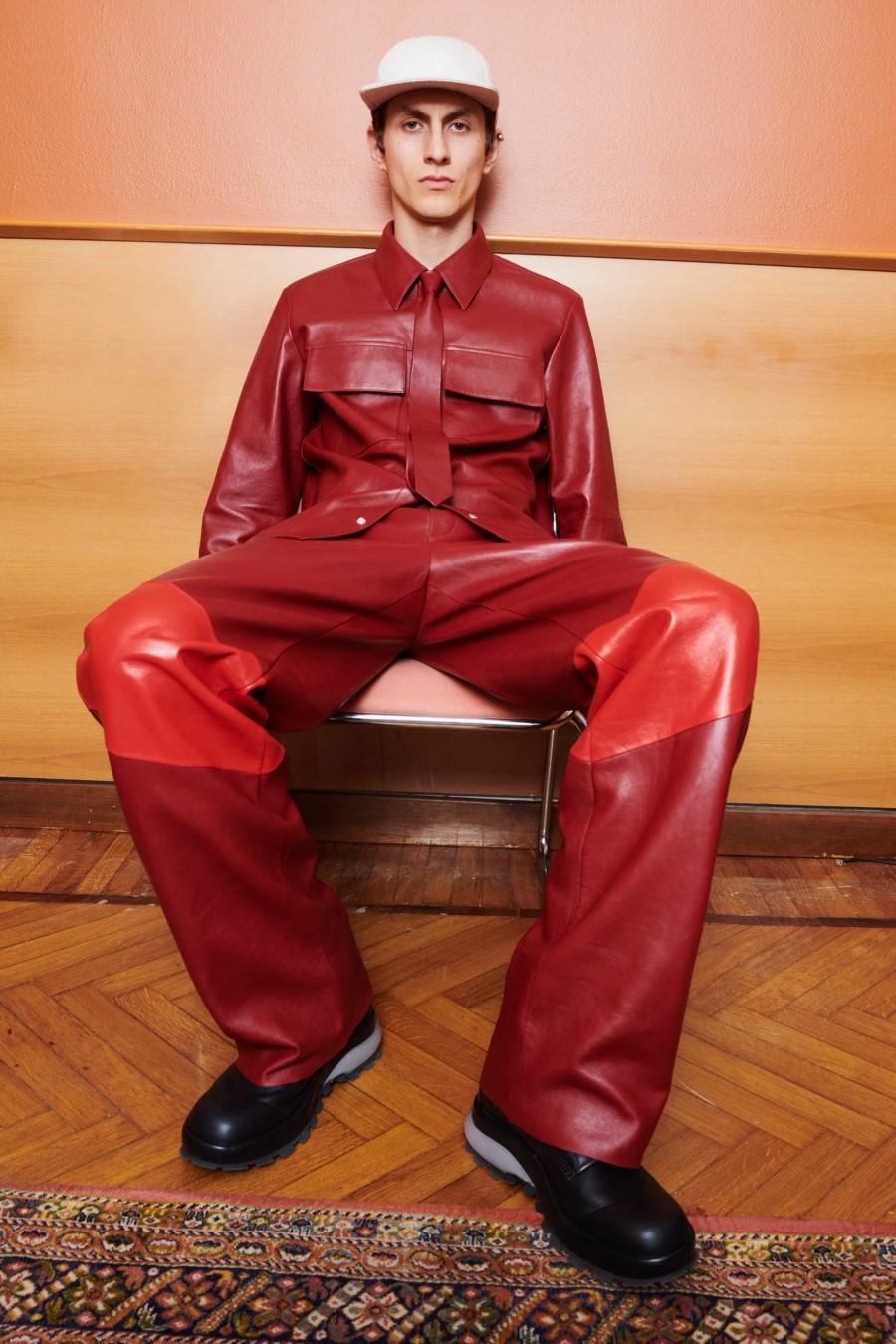 Jil Sander Spring Summer 2022 - Paris Fashion Week Men's