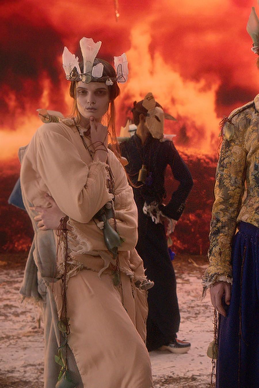 Maison Margiela Haute Couture Fall Winter 2021
