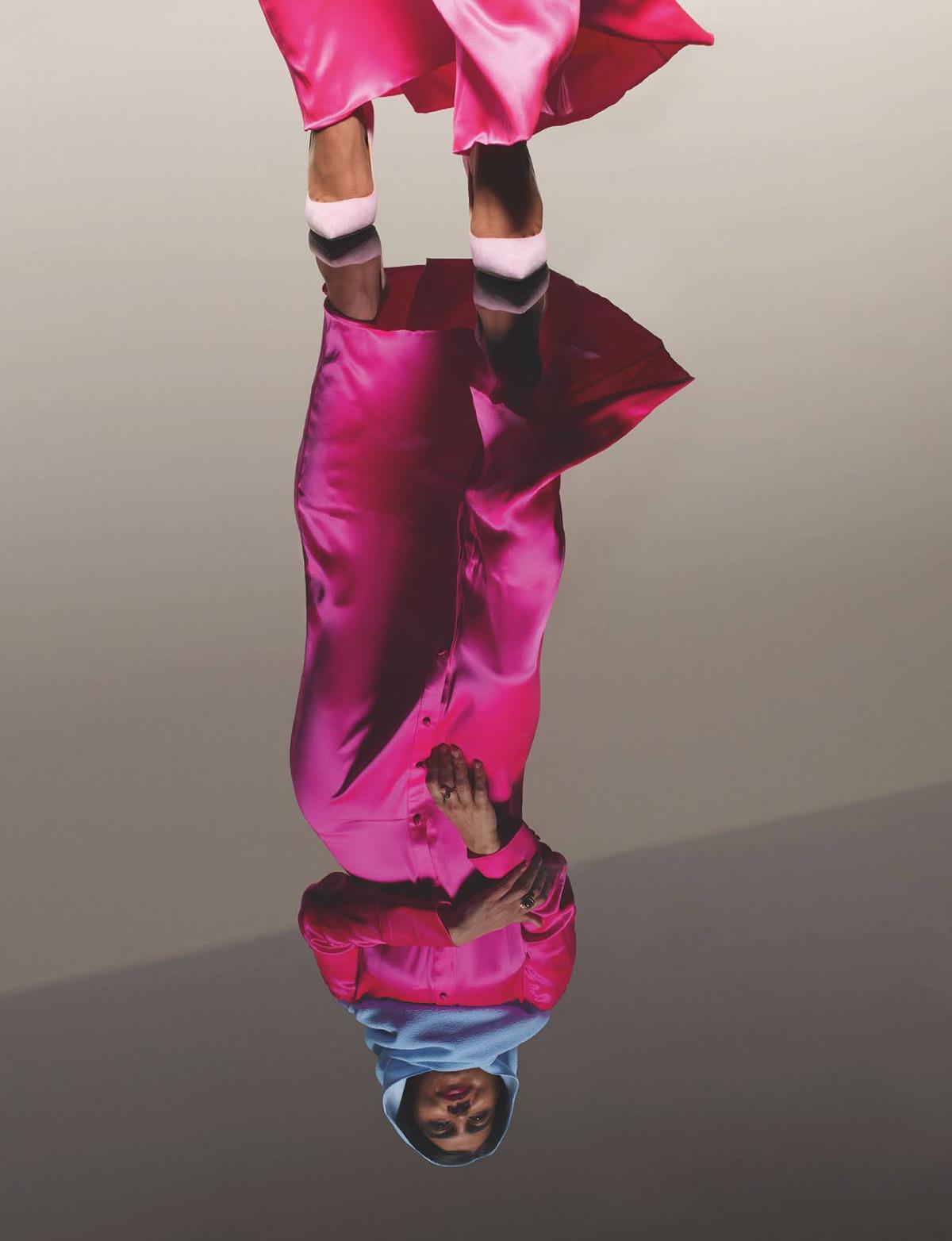 Malala covers British Vogue July 2021 by Nick Knight