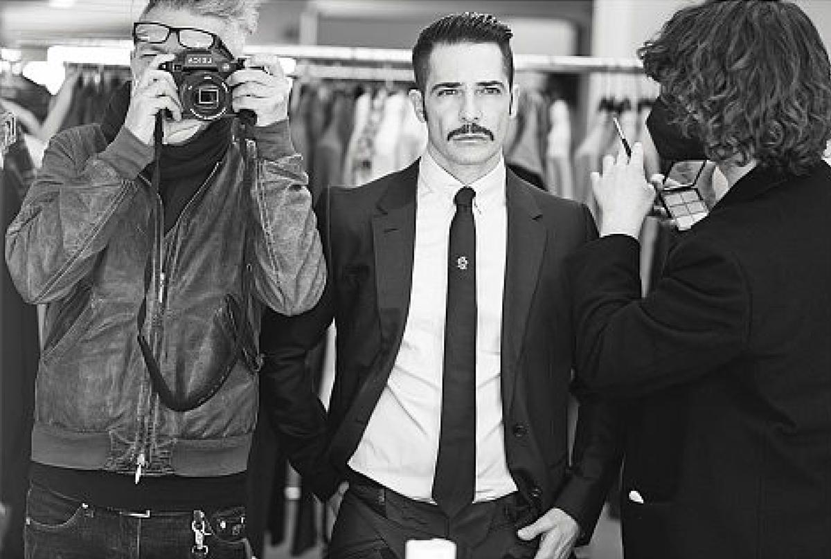 Marco Bocci covers Corriere della Sera Style May 2021 by Toni Thorimbert