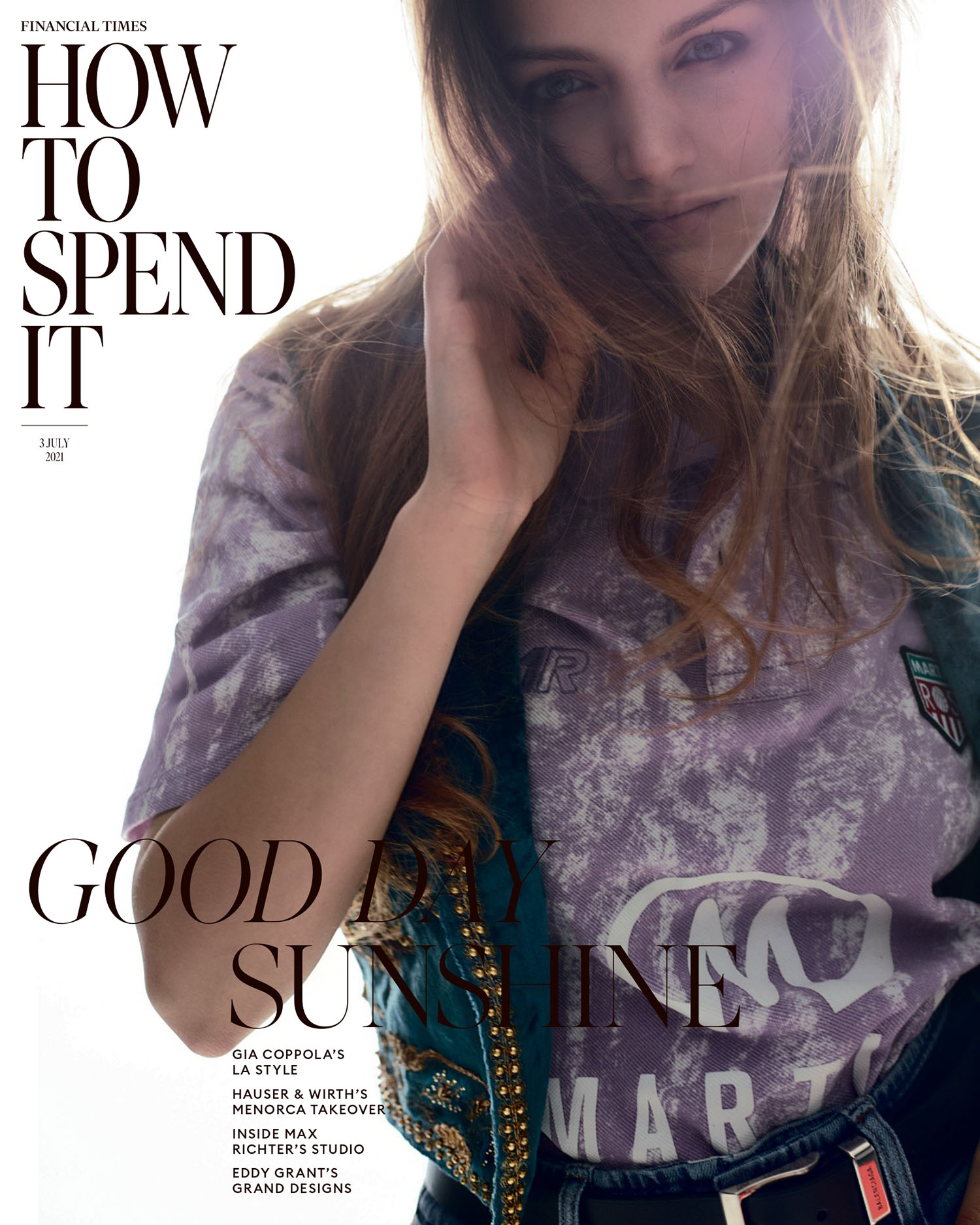 Misty Kyd covers How To Spend It July 3rd, 2021 by Sean and Seng