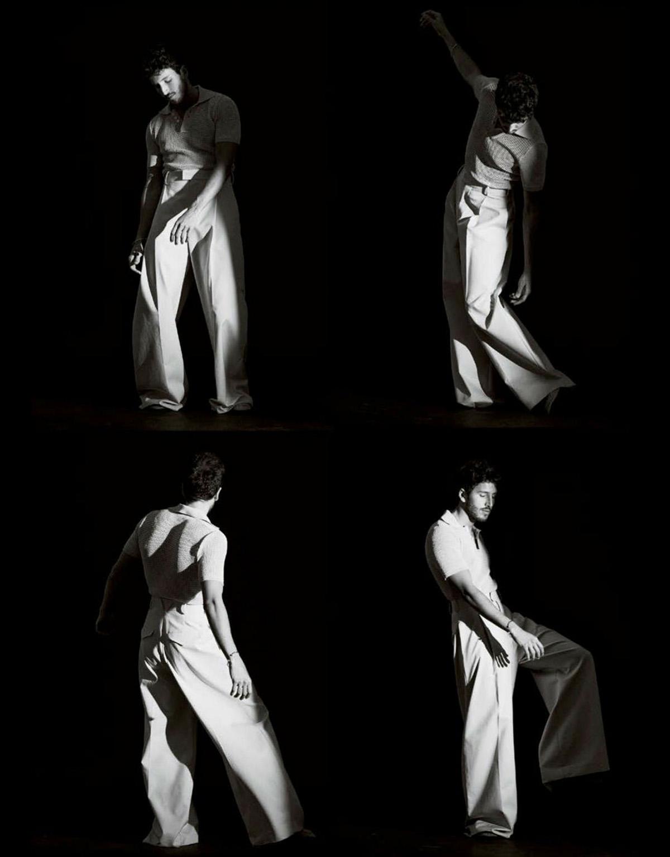 Sebastián Yatra covers Vogue Hombre June 2021 by Nico Bustos