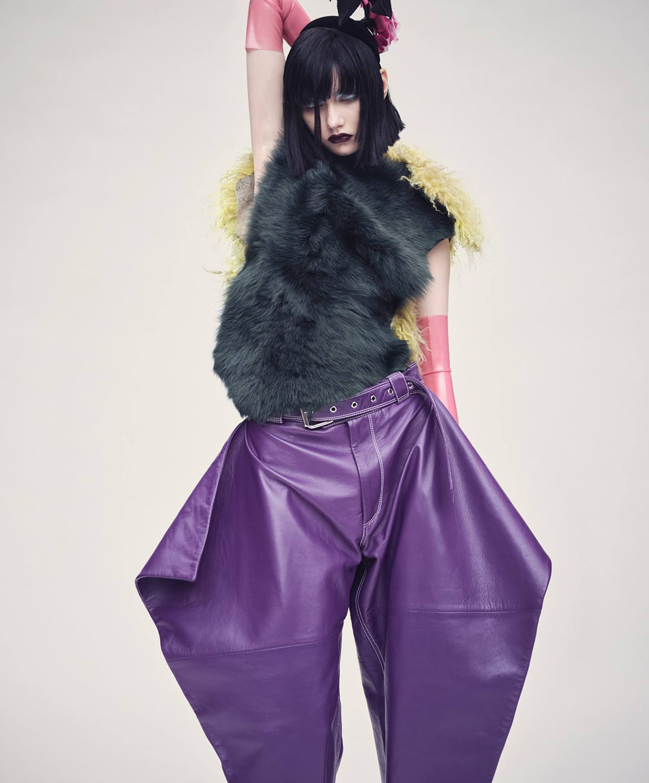 Sofia Steinberg by Nathaniel Goldberg for Vogue Japan July 2021Sofia Steinberg by Nathaniel Goldberg for Vogue Japan July 2021