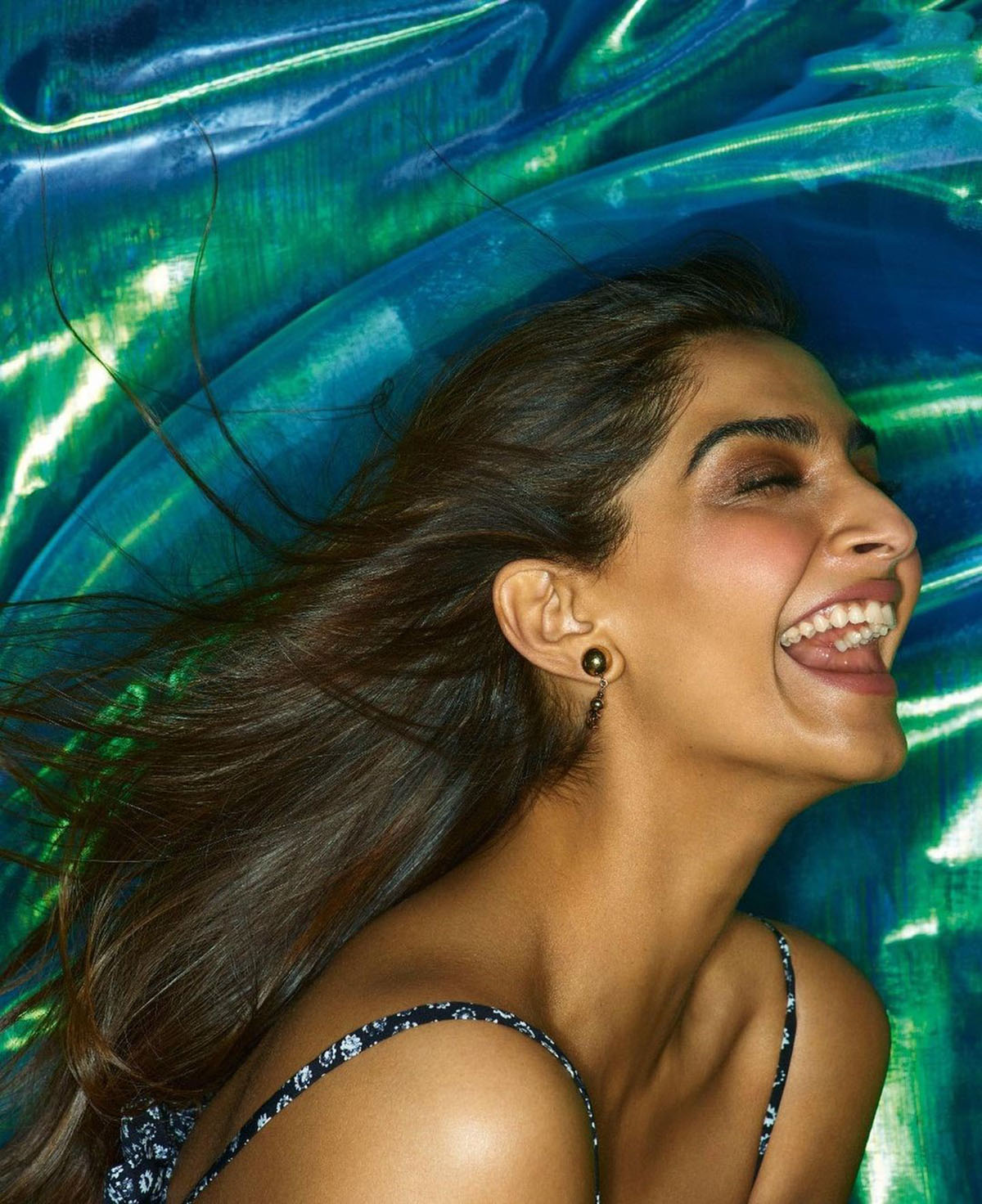 Sonam Kapoor covers Vogue India July 2021 by Mariano Vivanco