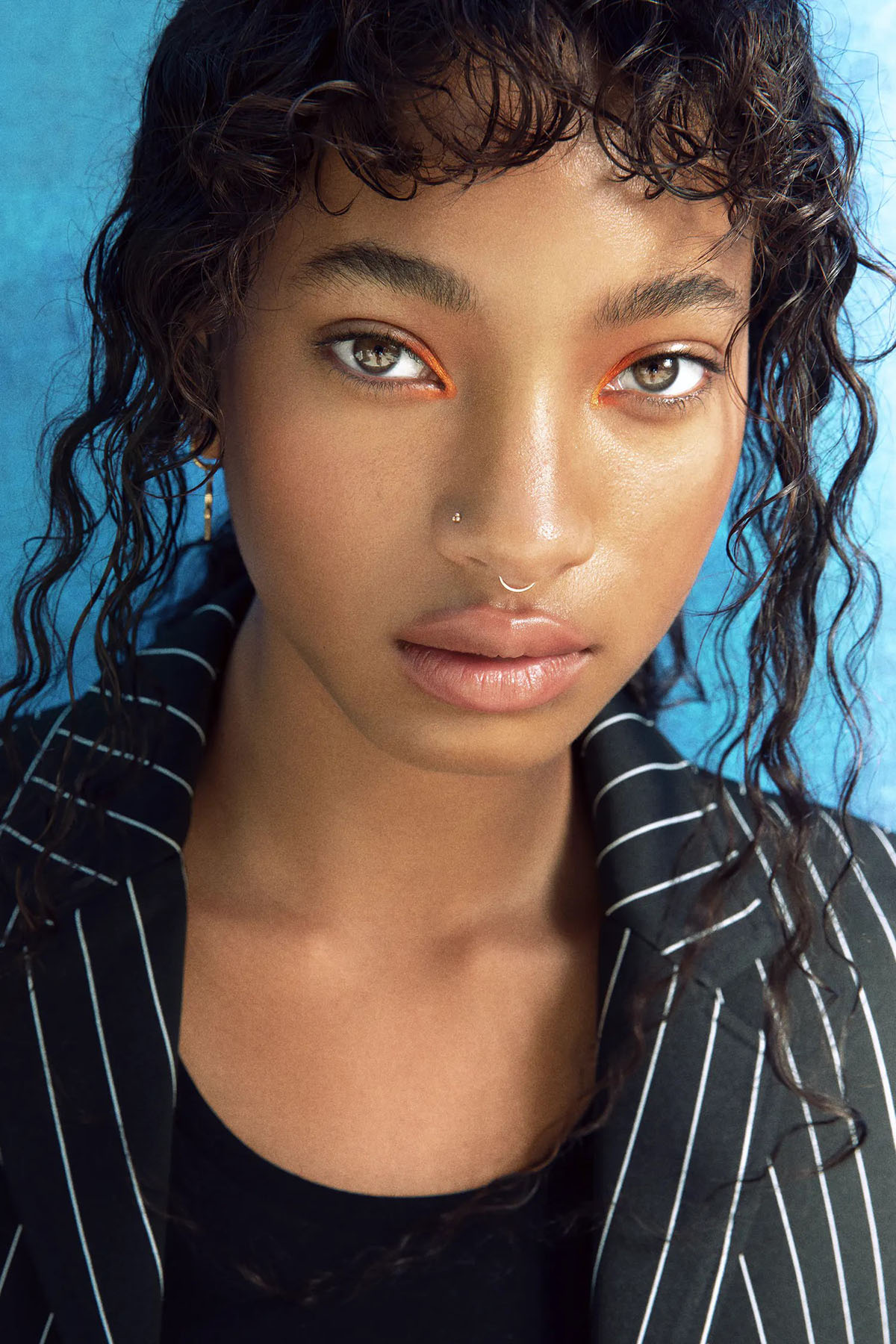 Willow Smith covers L'Officiel USA July 2021 and L'Officiel Italia Issue 38 by Myles Loftin