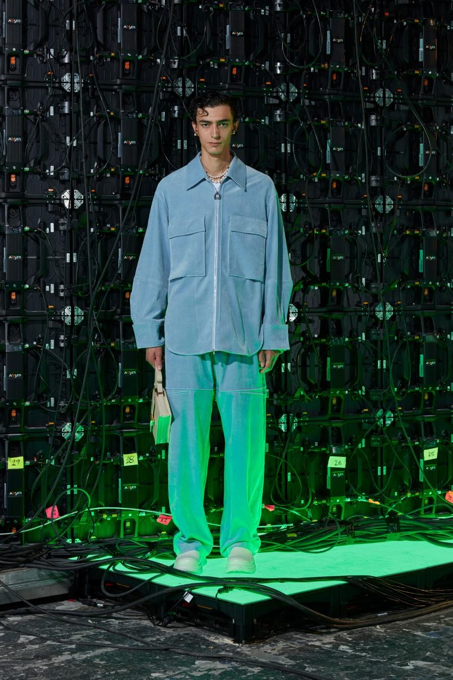 Wooyoungmi Spring Summer 2022 - Paris Fashion Week Men's