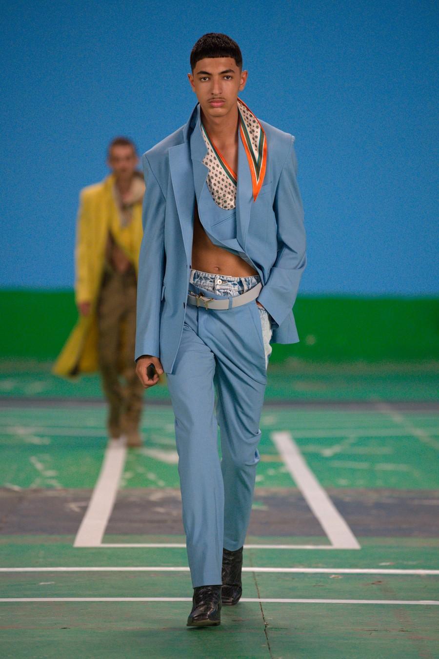 Y/Project Spring Summer 2022 - Paris Fashion Week Men's