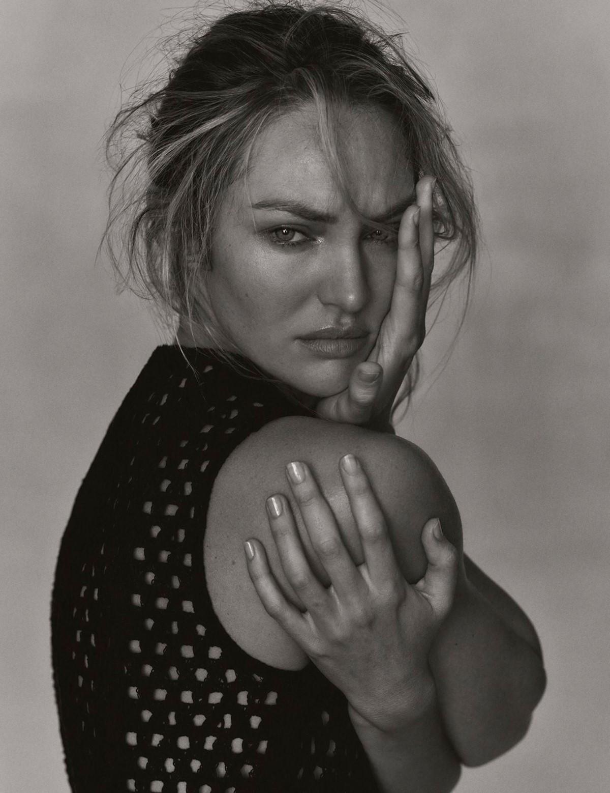 Irina Shayk, Candice Swanepoel and Joan Smalls cover Vogue Greece December 2020 by Rowan Papier