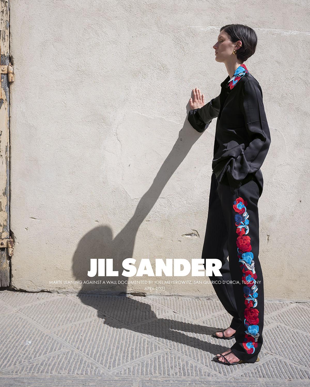 Jil Sander Fall Winter 2021 Campaign
