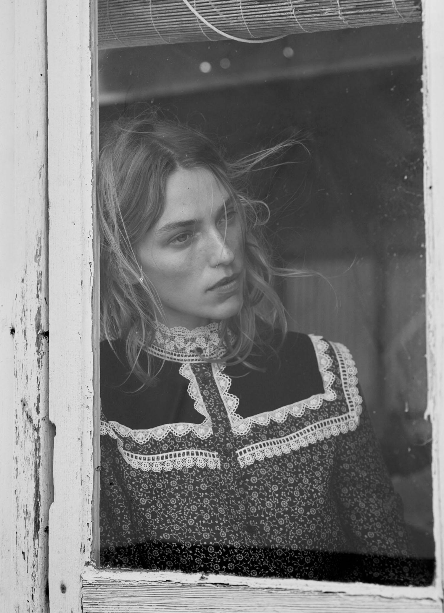 Linnea Grondahl by Nicole Bentley for Marie Claire Australia August 2021