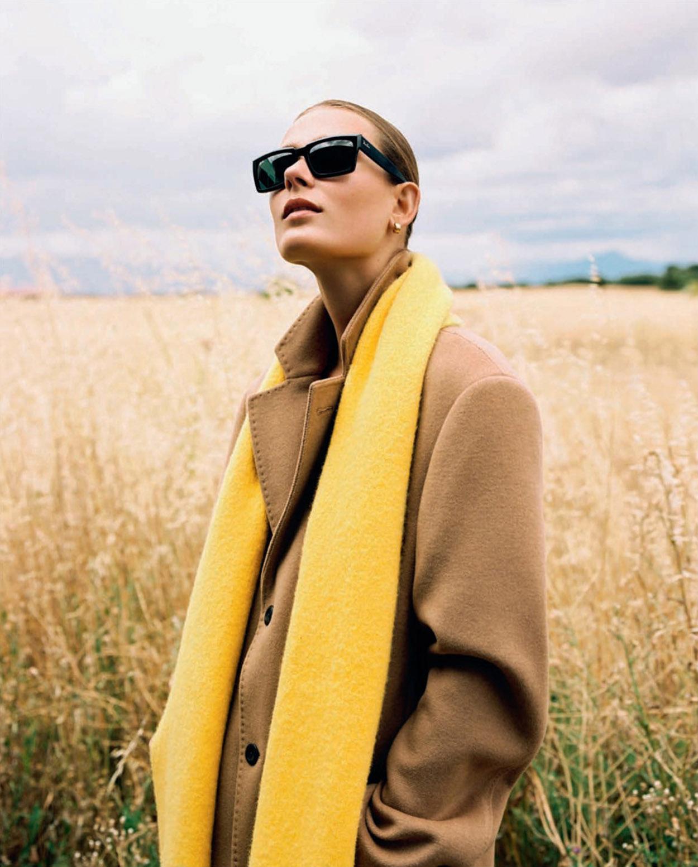 Vera van Erp by Anya Holdstock for Vogue Spain August 2021