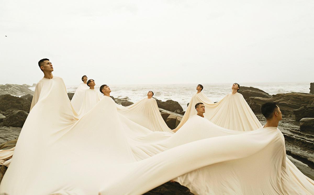 Abao and Bulareyaung cover Vogue Taiwan September 2021 by Zhong Lin