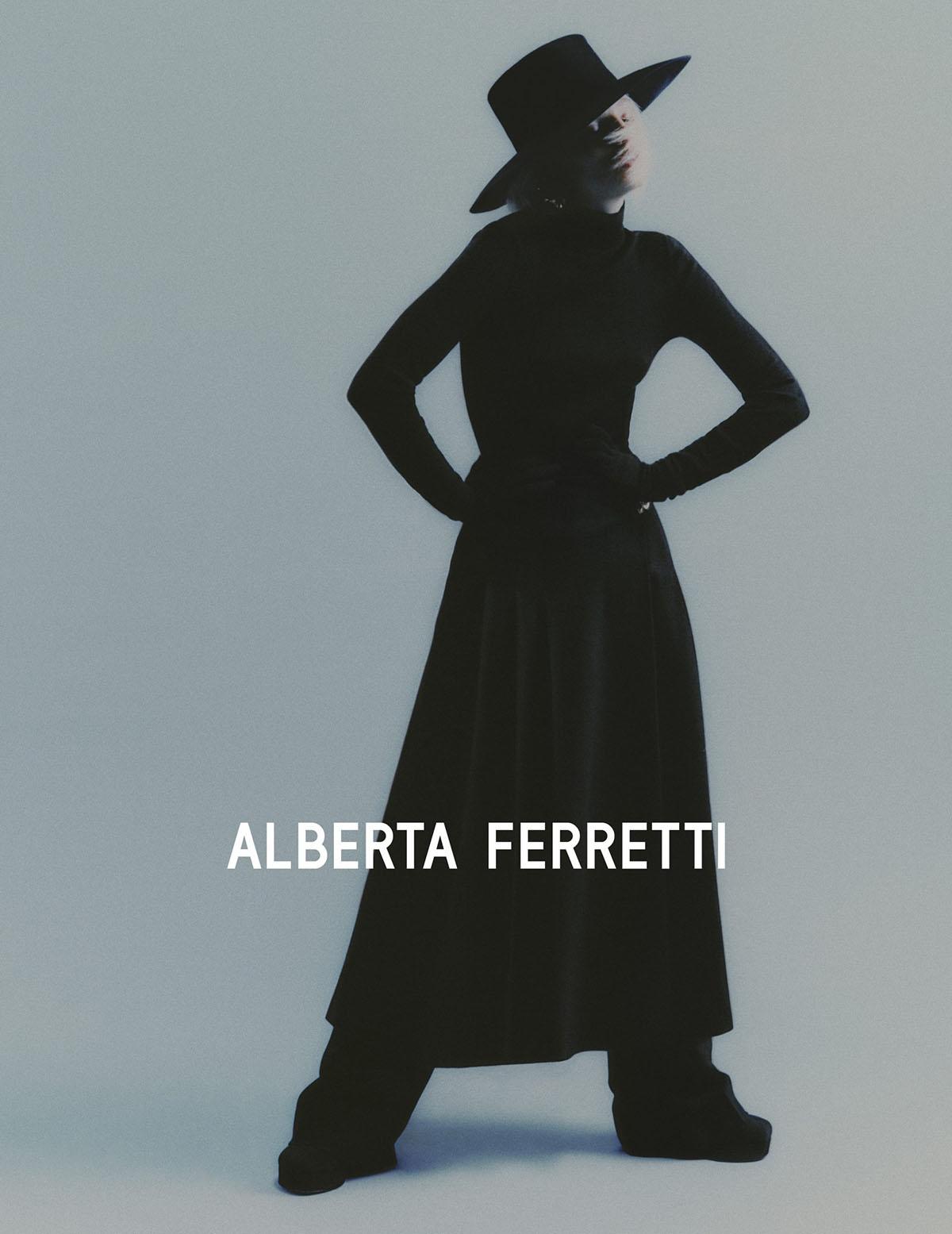Alberta Ferretti Fall Winter 2021 Campaign