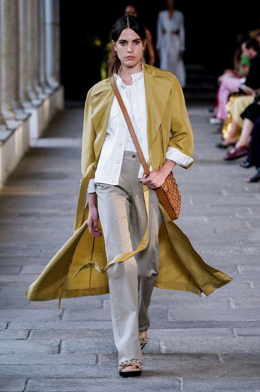 Alberta Ferretti Spring Summer 2022 - Milan Fashion Week