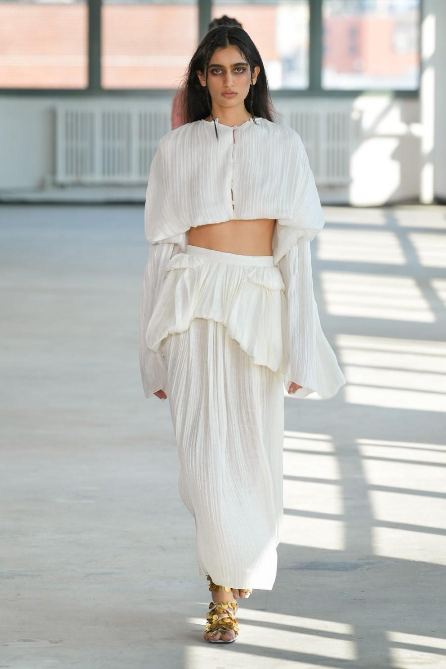 Altuzarra Spring Summer 2022 - New York Fashion Week